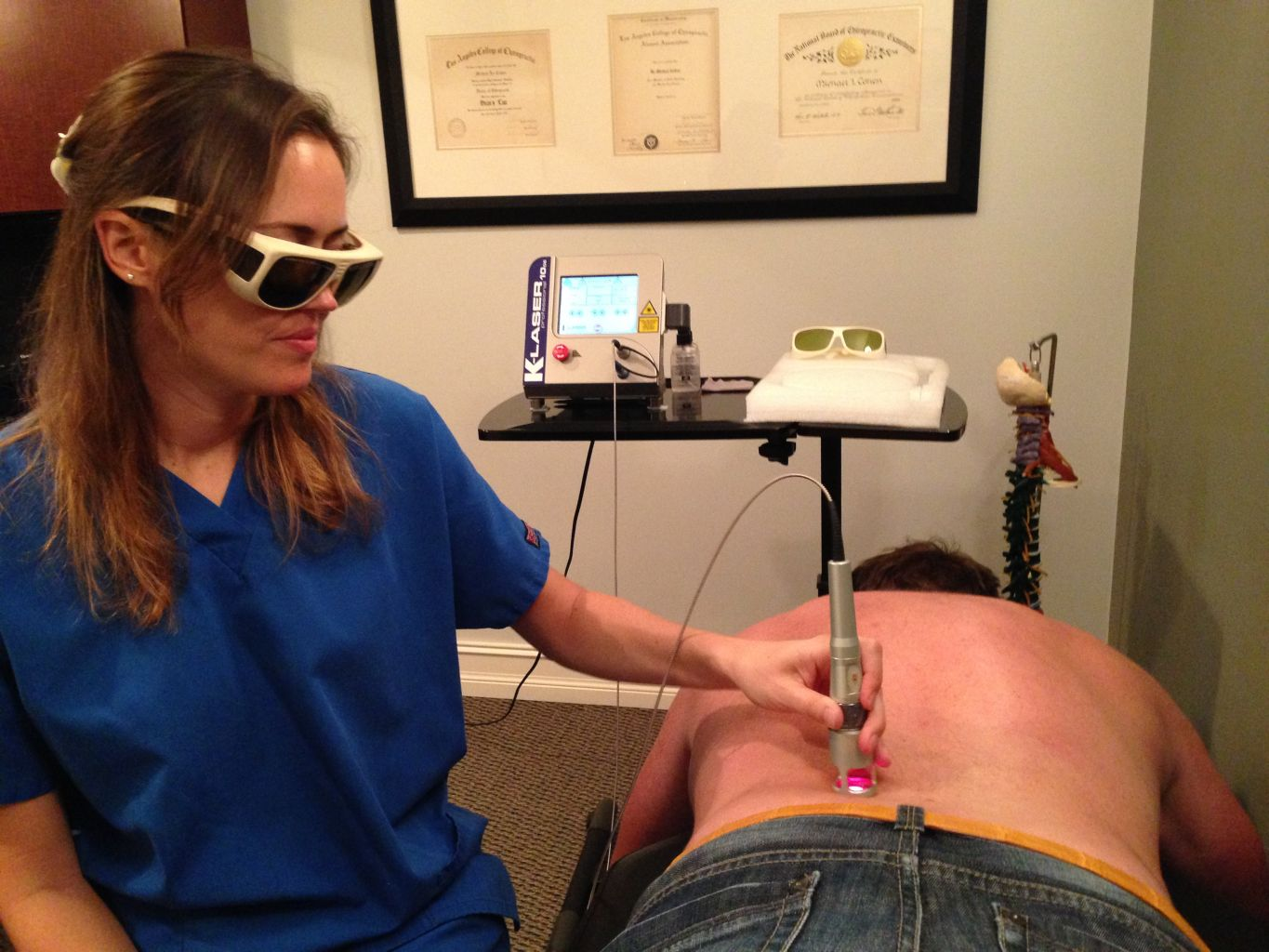 laser 20therapy