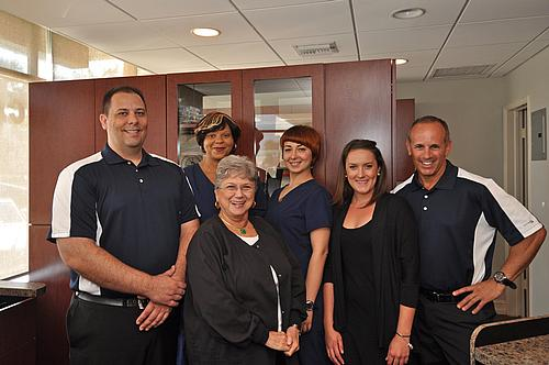 The staff at Cohen Chiropractic & Wellness in Fort Lauderdale Florida 33306